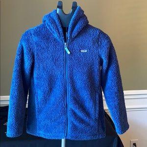 Like NEW Patagonia XL zip up jacket